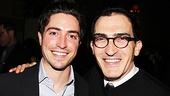 Clybourne Park Opening Night  Ben Feldman  Patrick Fischler 