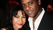 A Streetcar Named Desire opening night  Daphne Rubin-Vega  Blair Underwood