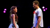 Show Photos - Godspell - Anna Maria Perez de Tagle - Corbin Bleu