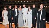 Sound of Music at Carnegie Hall  Mary Michael Patterson  Nick Spangler  Rob Fisher  Tony Goldwyn  Laura Osnes  Patrick Page  Stephanie Blythe