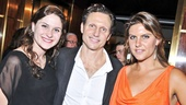 Sound of Music at Carnegie Hall  Tony Goldwyn  daughter Tess  daughter Anna