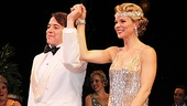 "Matthew Broderick and Kelli O'Hara take a ""S'Wonderful"" opening night bow."