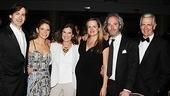 Nice Work If You Can Get It  Opening Night  Greg Naughton  Kelli OHara  Pamela Naughton  Keira Naughton  husband  James Naughton
