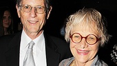 Nice Work If You Can Get It  Opening Night  Estelle Parsons  Peter Zimroth