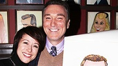 Patrick Page Sardis Portrait  Paige Davis  Patrick Page