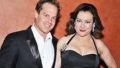 Dont Dress For Dinner  Opening Night  Adam James  Jennifer Tilly