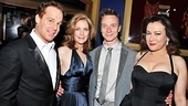 Adam James, Patricia Kalember, Ben Daniels and Jennifer Tilly look glamorous on their big night.