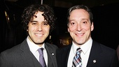 2012 Tony Brunch – Josh Young – Jeremy Shamos