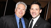 2012 Tony Brunch  Harvey Fierstein  Steve Kazee