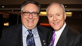 2012 Tony Brunch – Douglas Carter Beane – John Lithgow