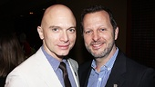 2012 Tony Brunch  Michael Cerveris  Rob Ashford