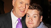 2012 Tony Brunch  John Lithgow  James Corden