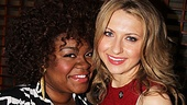 2012 Tony Brunch  DaVine Joy Randolph  Nina Arianda