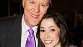2012 Tony Brunch  John Lithgow  Cristin Milioti