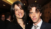 2012 Tony Brunch – Pam MacKinnon – Christian Borle