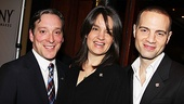 2012 Tony Brunch  Jeremy Shamos  Pam MacKinnon  Jordan Roth