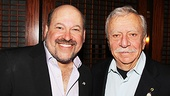 2012 Tony Brunch  Frank Wildhorn  Emanuel Azenberg