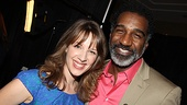 2012 Tony Brunch  Jessie Mueller  Norm Lewis