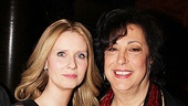 2012 Tony Brunch – Cynthia Nixon – Lynne Meadow