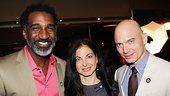 2012 Tony Brunch  Norm Lewis  Spencer Kayden  Michael Cerveris