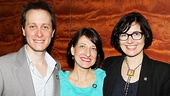 2012 Tony Brunch  Jeff Croiter  Donyale Werle  Paloma Young