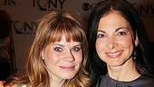 2012 Tony Brunch  Celia Keenan-Bolger  Spencer Kayden