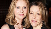 2012 Tony Brunch  Cynthia Nixon  Linda Emond