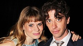 2012 Tony Brunch  Celia Keenan-Bolger  Christian Borle
