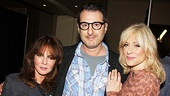 2012 Tony Brunch – Stockard Channing – Jon Robin Baitz – Judith Light