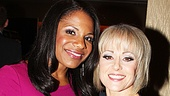 2012 Tony Brunch  Audra McDonald  Tracie Bennett