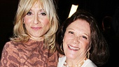 2012 Tony Brunch  Judith Light  Linda Lavin