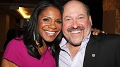 2012 Tony Brunch  Audra McDonald  Frank Wildhorn