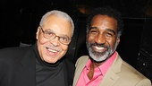 2012 Tony Brunch  James Earl Jones  Norm Lewis