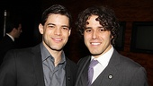 2012 Tony Brunch  Jeremy Jordan  Josh Young