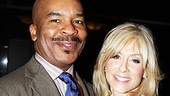 2012 Tony Brunch  David Alan Grier  Judith Light