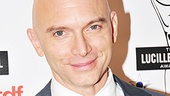 Evita star (and Tony nominee) Michael Cerveris is thrilled to present the award for Outstanding Musical…to Once!