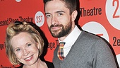Lonely I'm Not opening night - Debra Jo Rupp - Topher Grace and