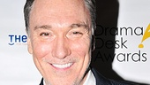 Spider-Mans bad guy Patrick Page is all smiles today! 