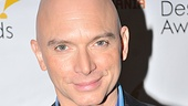 Evita's Michael Cerveris is rocking those stripes!
