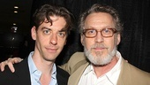 Christian Borle (Peter and the Starcatcher) and Stephen Spinella (An Iliad) aren't just Drama League nominees—they both starred as Prior in Angels in America.