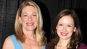 Carrie alums Marin Mazzie and Molly Ranson reunite at the gala.