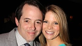 Drama League Awards 2012  Bonus Photos  Matthew Broderick  Kelli OHara