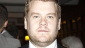 One Man, Two Guvnors star James Corden takes a break from serving his masters onstage to live it up at the Outer Critics Circle Awards. Congratulations to the winners!