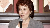 Nice Work If You Can Get It dynamo Judy Kaye wins the award for Outstanding Featured Actress in a Musical.