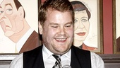 Outer Critics Circle Awards 2012  Sardis  James Corden