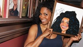 Four-time Tony winner Audra McDonald is already on the wall at Sardi's. Here's proof!