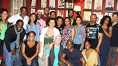 Norm Lewis portrait at Sardis  group shot