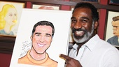 "What an adorable, Porgy-esque inscription from Norm Lewis: ""Sardi's, you is my restaurant now… you is!"""