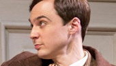 Jim Parsons as Elwood P. Dowd in Harvey.