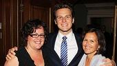 Alzheimer's Gala – Jonathan Groff – Aunt Margie Wolpert – Mom Julie Groff